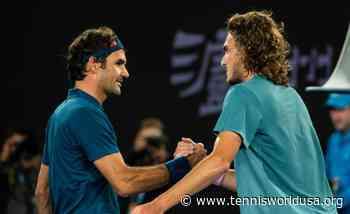 Tsitsipas: 'Next Gen stars are not as experienced as Roger Federer, Nadal, Djokovic' - Tennis World USA