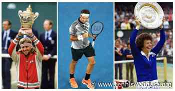 Tennis outfits: From Suzanne Lenglen to Roger Federer - Part 2 - Tennis World USA