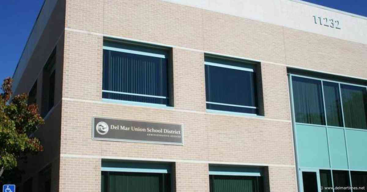 As school year ends, Del Mar district plans for fall reopening - Del Mar Times