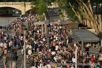 Déconfinement. Les Français redécouvrent leurs terrasses - maville.com