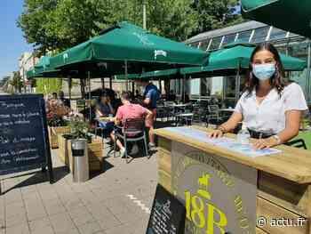 La Roche-sur-Yon : pour faire face à la crise, la municipalité offre les trottoirs aux restaurateurs - actu.fr