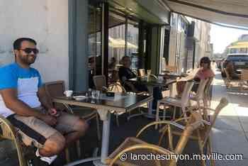 REPORTAGE. Au bar du Théâtre à La Roche-sur-Yon, le café du matin a un goût de « renouveau » - maville.com