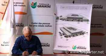Iniciado as obras do Centro de Educação Especial Irmã Soledade - oreporter.net