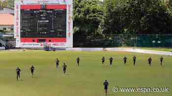 Sweat not as effective as saliva, SL bowlers tell coach Arthur