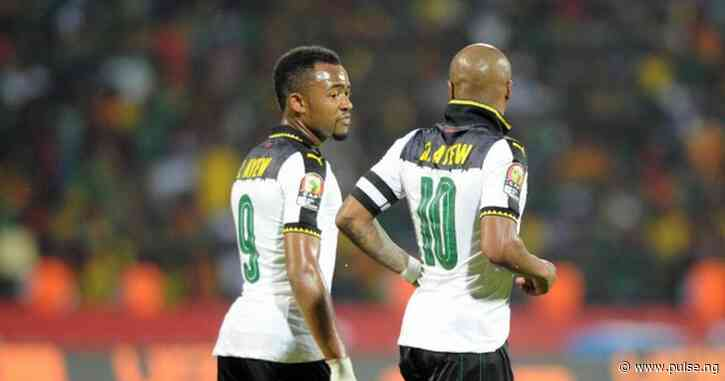 I don't like watching my children when playing for Black Stars- Abedi Pele