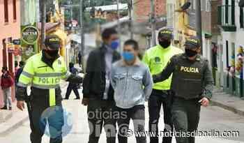 Presunto microtráfico en Pasca,... - Noticias Día a Día