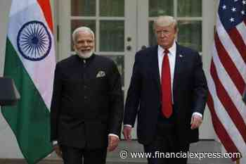 COVID-19: US to ship first batch of 100 ventilators donated to India next week, says White House