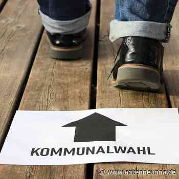 Holzwickede sucht Wahlhelfer - Antenne Unna