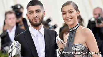 Zayn Malik, Gigi Hadid jump on the #BlackOutTuesday bandwagon amid protests - The News International