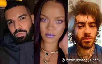 Blackout Tuesday: Following George Floyd's Death, Rihanna, Drake, Zayn Malik Rally Together For A Day-Long Silence - SpotboyE