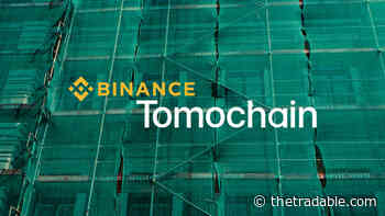 Binance supports the upcoming mainnet upgrade of TomoChain (TOMO).... - TheTradable
