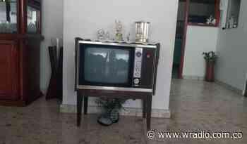 Explosión de un televisor antiguo deja tres heridos en Saboyá, Boyacá - W Radio