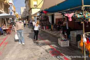 El 50% de los puestos ambulantes en el Mercado de la Concepción ya están funcionando - diarioarea.com