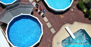 Hoping to Buy an Aboveground Pool to Salvage Summer? It May Be Too Late.