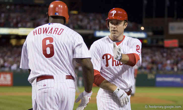 Phillies Nation Perfect Season: Utley and Howard hit back-to-back homers in win against Padres