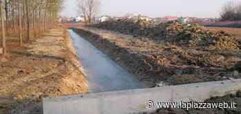 Cantieri per ridurre il rischio idraulico a Martellago - La PiazzaWeb - La Piazza
