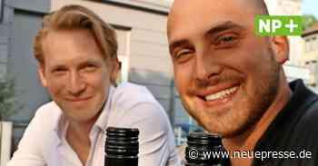Max & Moritz: Zwei Hannoveraner stellen Weine her - Neue Presse