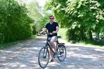 """Slechte punten in fietspadenrapport maar schepen is hoopvol: """"Misschien worden we volgend jaar wel Fietsgemeen - Het Nieuwsblad"""