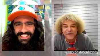 Sorín sorprende al Pibe con este mensaje de Freddy Rincón - AS Colombia