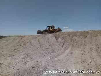Nuevas obras de bordería para San Francisco del Rincón - Noticias Gobierno del Estado de Guanajuato