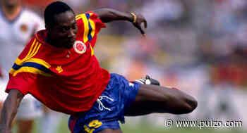 Historia detrás de foto de Rincón celebrando gol en partido Colombia-Alemania en Italia 90 - Pulzo.com