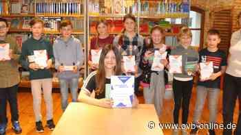 Aaliyah Seidl gewinnt Vorlesewettbewerb auf Landkreisebene - ovb-online.de