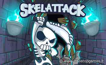 Konami e Uzaka lanciano Skelattack - ItaliaTopGames - Italia Top Games