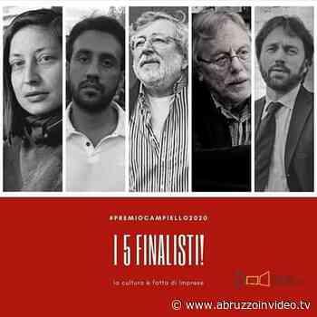 Lanciano, lo scrittore frentano Remo Rapino tra i 5 finalisti del premio Campiello 2020 - Abruzzo in Video