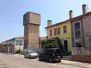 Fossacesia, approvato progetto di riqualificazione del complesso Torre idrica - LANCIANO24.IT