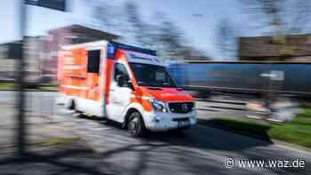 Schwerer Unfall in Gelsenkirchen-Heßler nach Spurwechsel - Westdeutsche Allgemeine Zeitung