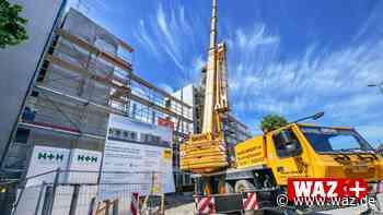 Der ADAC-Neubau in Gelsenkirchen nimmt deutlich Form an - Westdeutsche Allgemeine Zeitung