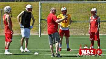 Gelsenkirchen Devils trainieren wieder – mit Corona-Konzept - Westdeutsche Allgemeine Zeitung