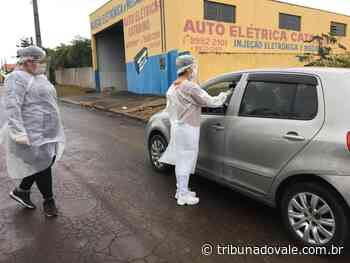 Siqueira Campos tem cinco casos positivos de Covid-19 - Tribuna do Vale
