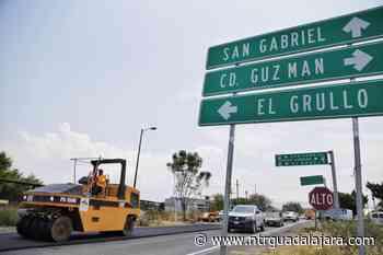 Promete Alfaro entregar carretera Ciudad Guzmán–El Grullo en dos semanas - NTR Guadalajara