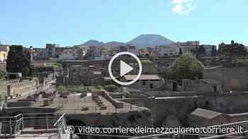 Riapre il Parco archeologico di Ercolano - Corriere del Mezzogiorno