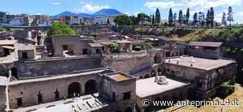 Ercolano, il Parco Archeologico riabbraccia i visitatori - anteprima24.it