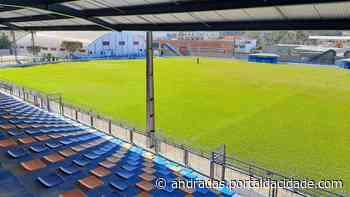 Finalizada a obra de reforma do Estádio Municipal de Jacutinga - ® Portal da Cidade   Andradas
