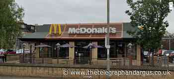 McDonald's Drive-Thru in Keighley, Bradford, open NOW