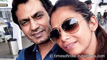 Nawazuddin Siddiqui's estranged wife Aaliya reacts on sexual harassment allegations by actor's niece on his brother