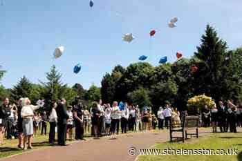 Balloons released to honour inspirational Chris Carberry - St Helens Star