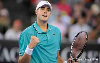 John Isner condemns US radical protests - FREE NEWS