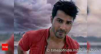 Varun Dhawan shares video of strong winds