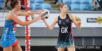 2020 Deakin University Australian Netball League Season Cancelled - Ministry of Sport