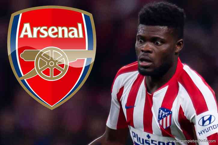 Partey Refuses New Atletico Madrid Contract Offer Amid Arsenal Interest
