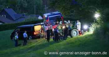 Much-Oberdreisbach: Tödlicher Traktor-Unfall - 70-Jähriger stirbt - General-Anzeiger