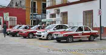 Taxistas a reducir pasaje por contingencia en Altotonga - Vanguardia de Veracruz