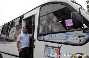 Transportistas aún no han descartado aumentar el pasaje - El Carabobeño