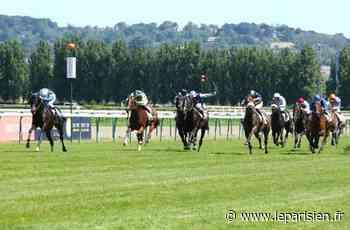 PMU - Arrivée du quinté du lundi 1er juin à Deauville : We Ride The World avec autorité - Le Parisien