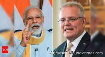 PM Modi to hold 'bilateral virtual summit' with Australian PM