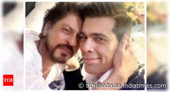 When SRK's reply to KJo made him ROFL